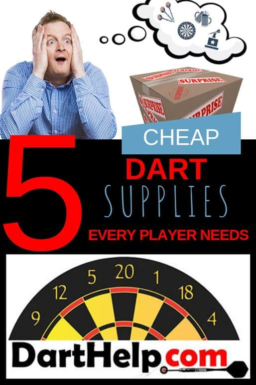 Awesome Dart Supplies