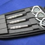Harrows Ace dart case with darts