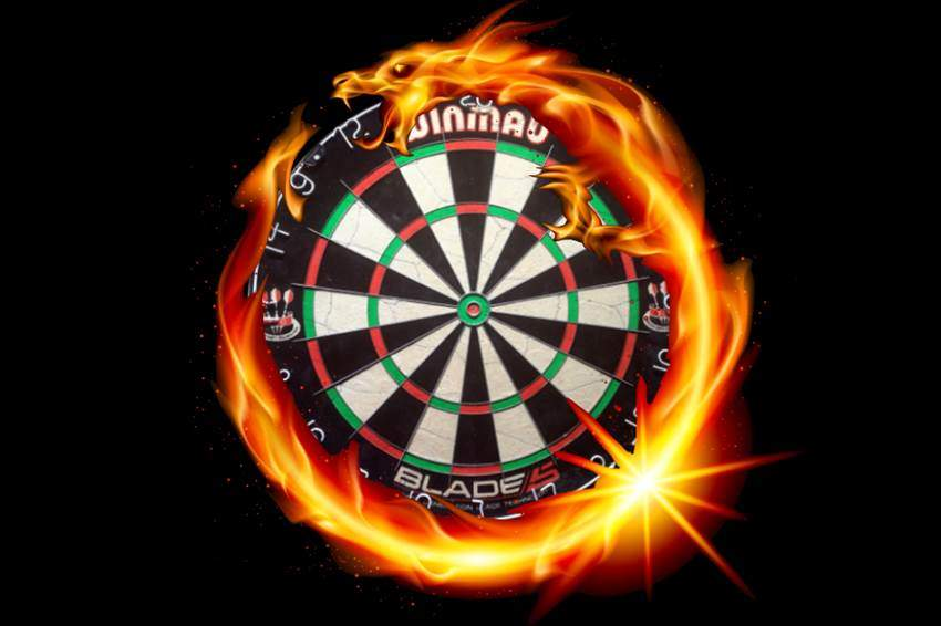 How To Play Chase The Dragon Darts Darthelp Com