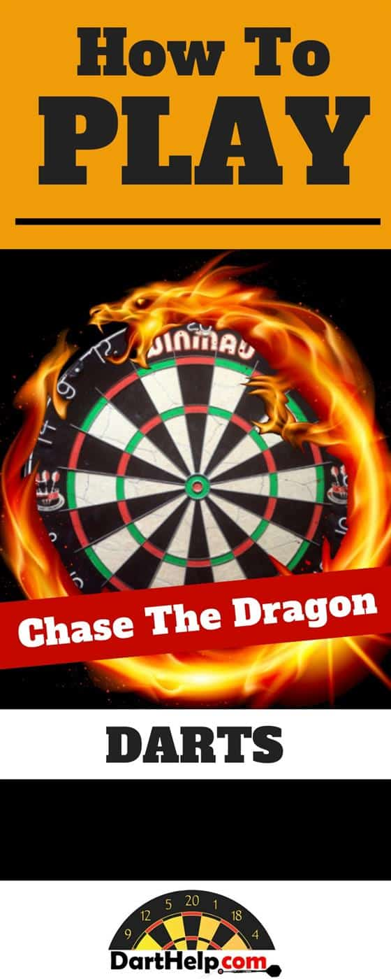 How To Play Chase The Dragon Darts