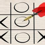 How To Play Tic-Tac-Toe Darts