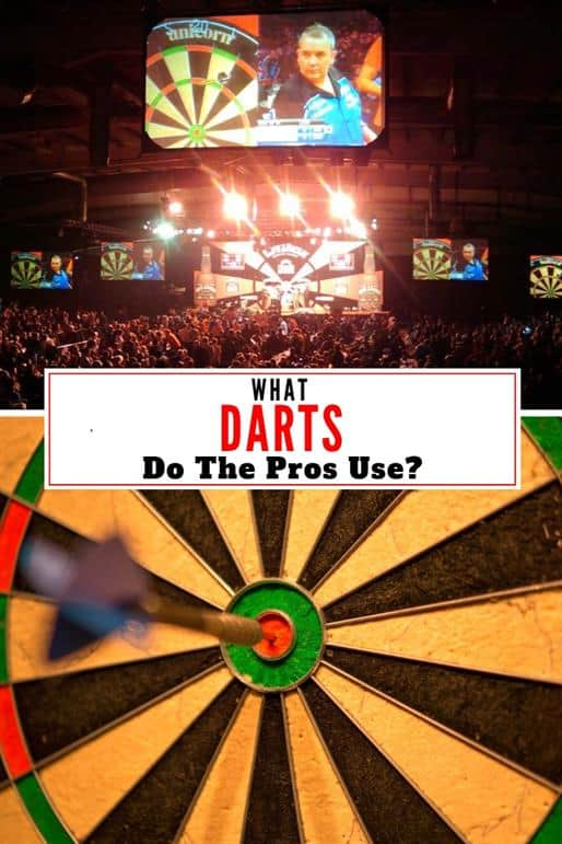 What Darts Do The Pros Use