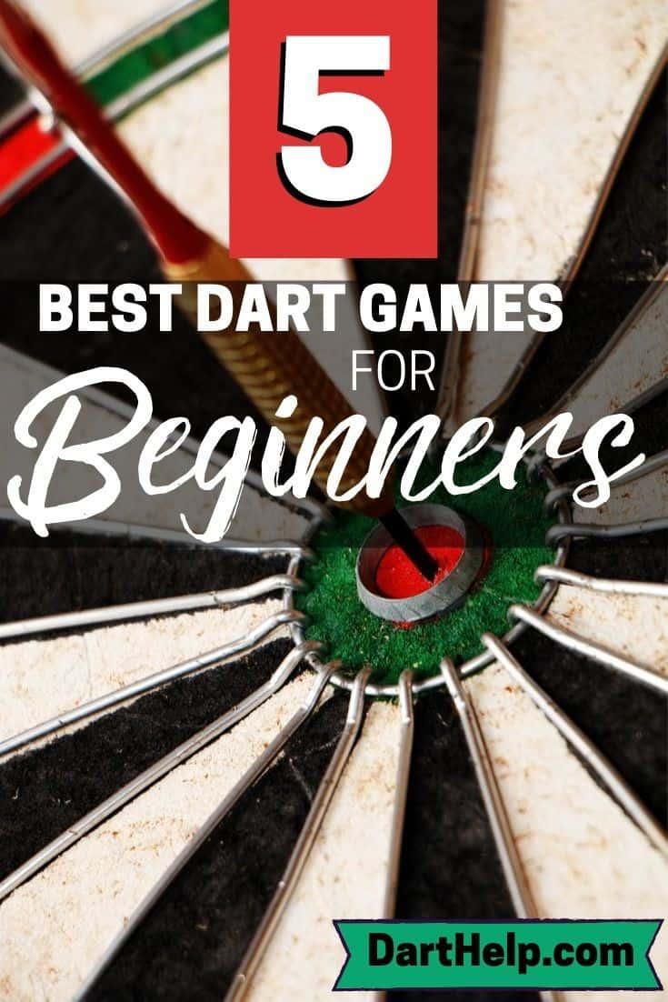 Best Dart Games For Beginning Players