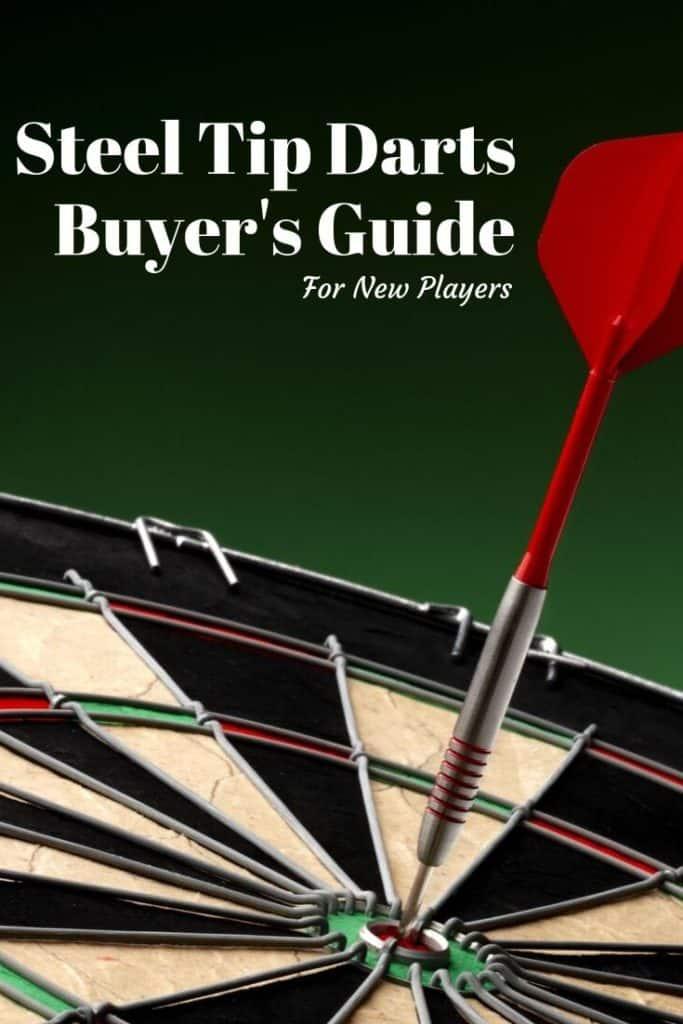 Steel Tip Dart Buyers Guide