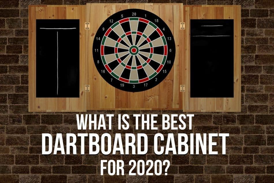 10 Best Dart Board Cabinets Reviewed For 2020 Darthelp Com