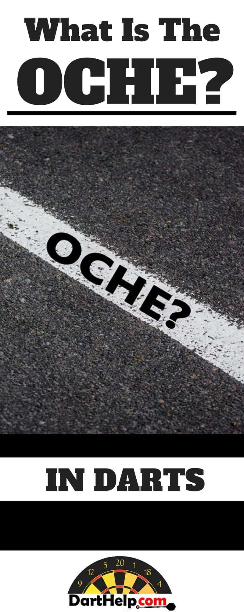 What is the oche
