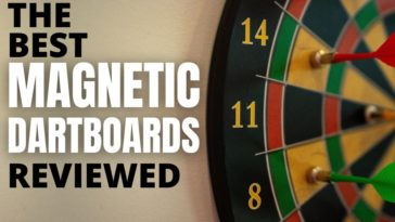 The Best Magnetic Dartboard Review
